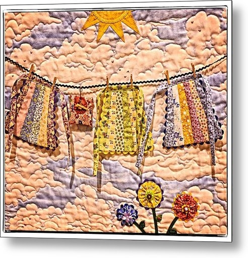 Image Takers Photography LLC - Carol Haddon - The Clothes Line Print