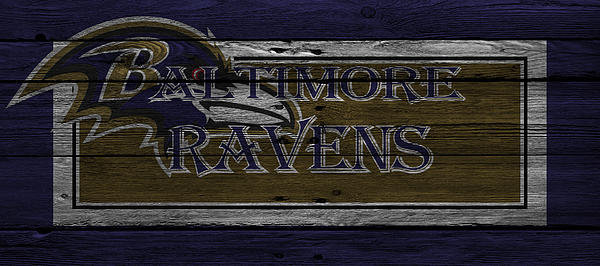 Joe Hamilton - Baltimore Ravens Print