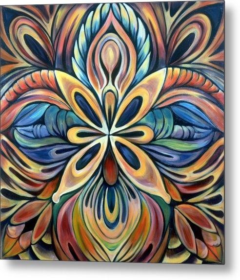Shadia Zayed - Illumination Print