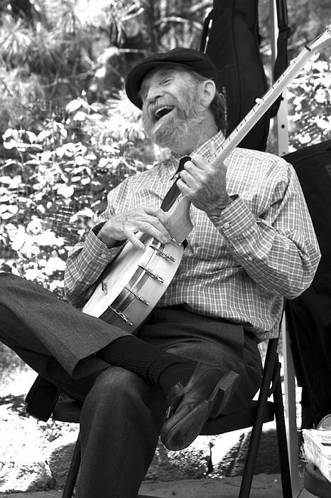John Lewis - Banjo Man Print