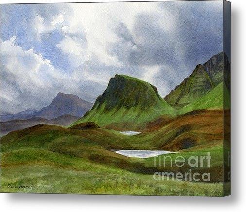 Sharon Freeman - Scotland Highlands Landsc... Print