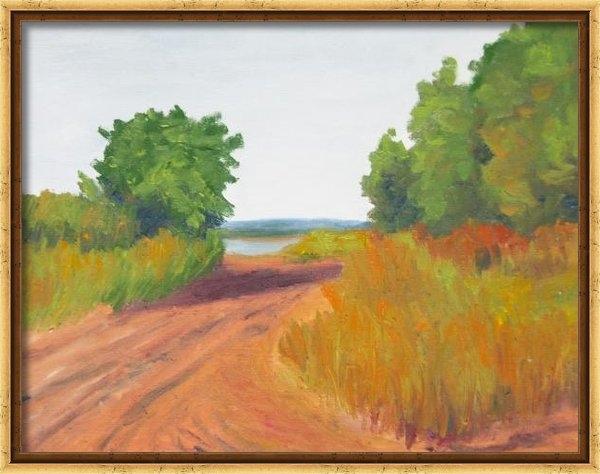 Diane Jorstad - art for sale oil painting... Print