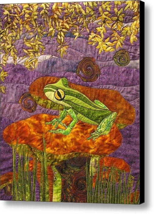 Lynda K Boardman - Purple Mist Print