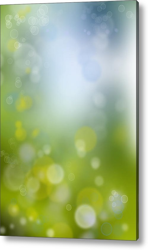 Les Cunliffe - Abstract background Print