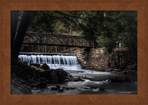Anthony Thomas - The Beauty Of Clear Creek Print