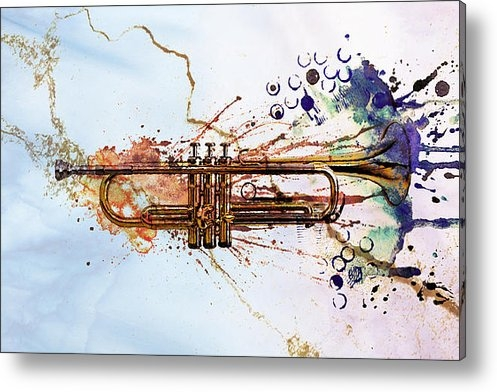 David Ridley - Jazz Trumpet Print