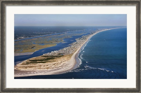 Betsy A  Cutler - Escape to Topsail Island Print