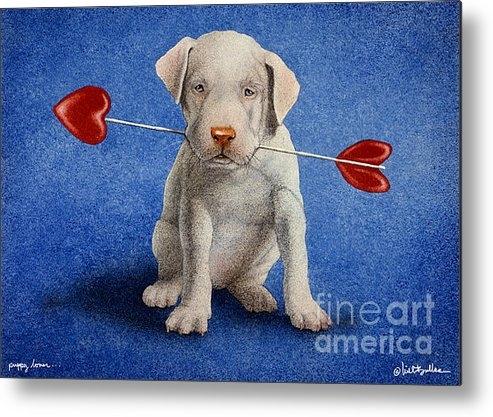 Will Bullas - Puppy lover... Print
