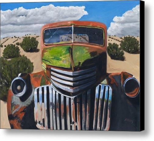 Jack Atkins - Desert Varnish Print