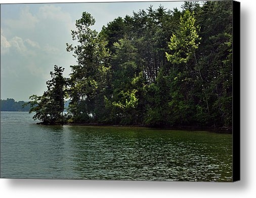 Joe Diaz - Smith Mountain Lake Print