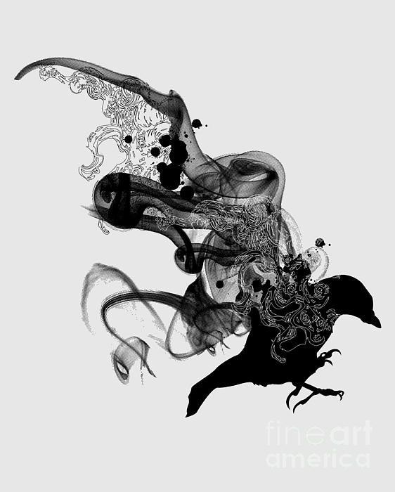 Budi Satria Kwan - Ashes to ashes Print