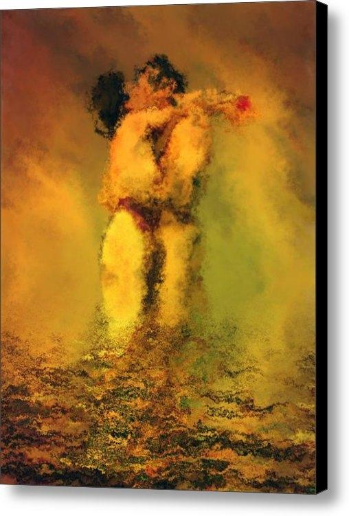 Kurt Van Wagner - Lovers Print