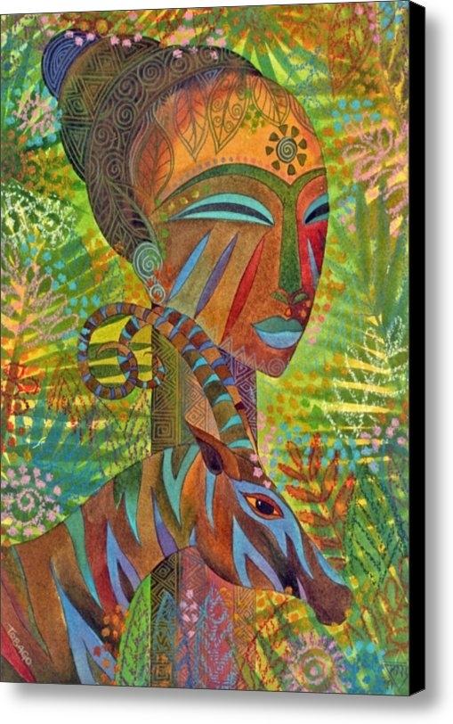 Jennifer Baird - African Queens Print