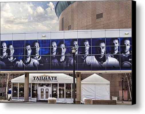 Peter Chilelli - Tailgate Print