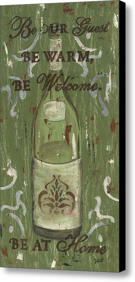 Debbie DeWitt - Be Our Guest Print
