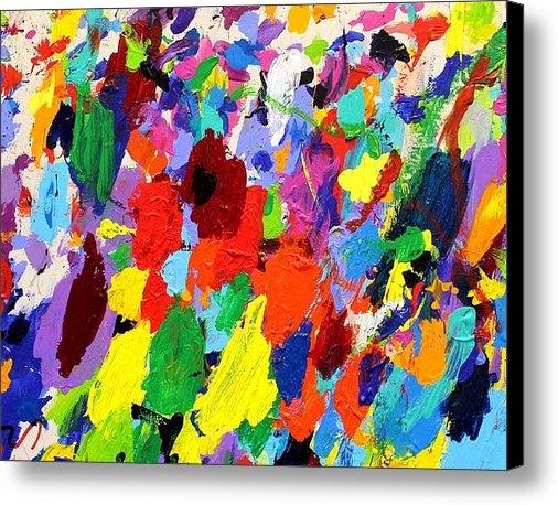 John  Nolan - Cornucopia Of Colour I Print