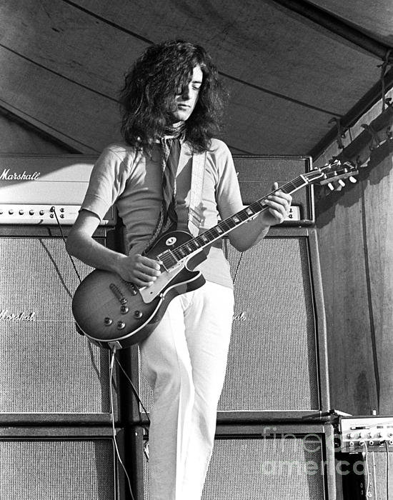 Chris Walter - Led Zeppelin Jimmy Page