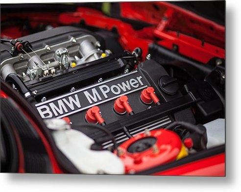 Mike Reid - BMW M Power Print