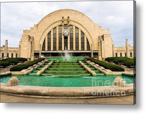 Paul Velgos - Cincinnati Museum Center ... Print
