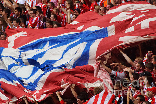 Rudi Prott - Bayern Munich fans Print
