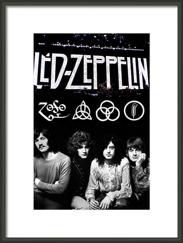 FHT Designs - Led Zeppelin Print