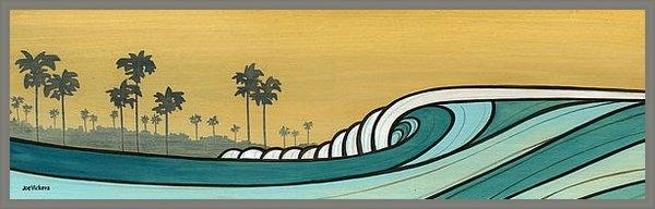 Joe Vickers - California Sky Print