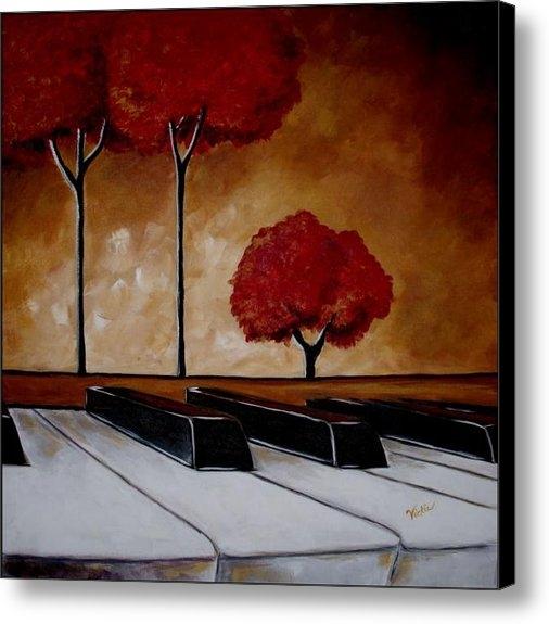 Vickie Warner - The Piano Man