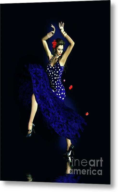 Shanina Conway - Gypsy Blue Print