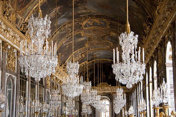Jon Berghoff - Hall of Mirrors Palace of... Print
