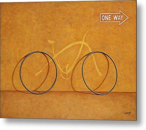 Horacio Cardozo - One Way Print
