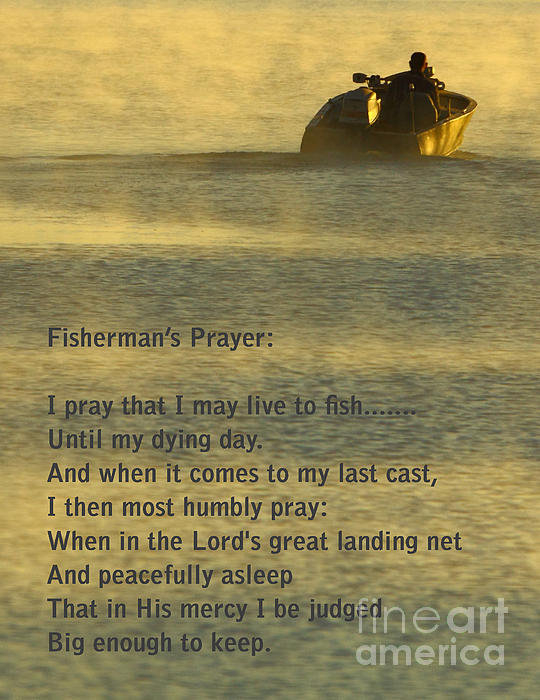 Robert Frederick - Fisherman