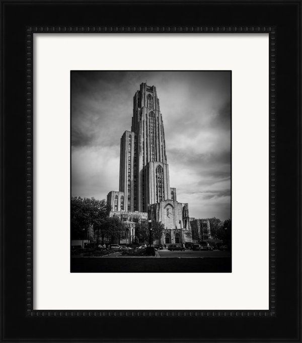 John Duffy - Cathedral of Learning Print