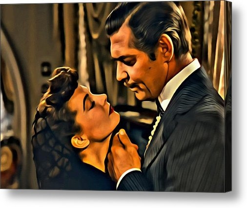 Florian Rodarte - Gone with the wind Print