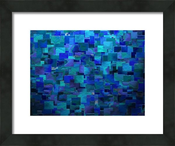 Susan  Epps Oliver - Paint the Walls Print