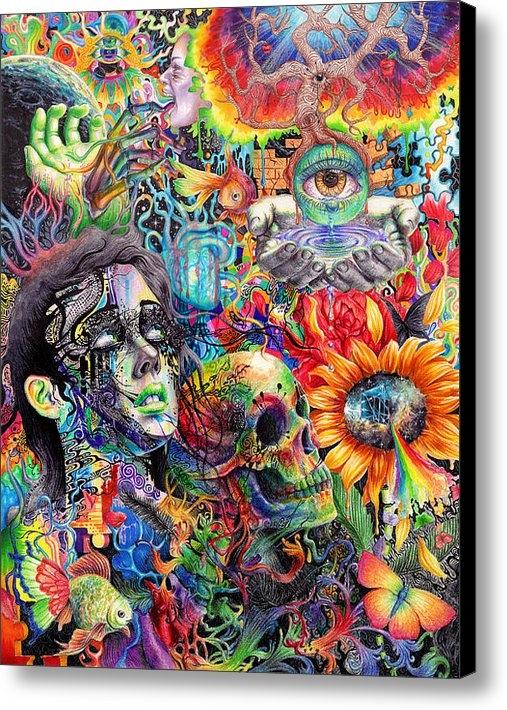 Callie Fink - Cerebral Dysfunction Print