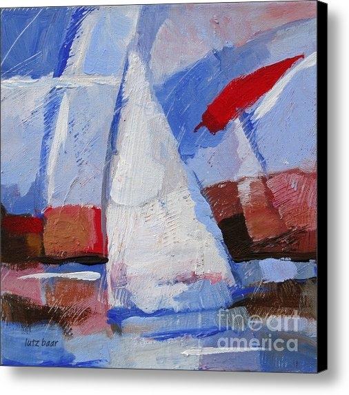 Lutz Baar - Sailing Print