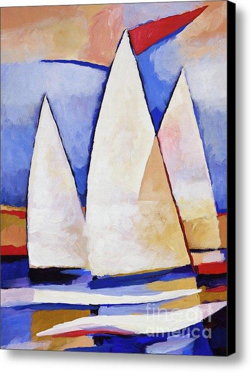 Lutz Baar - Triple Sails Print