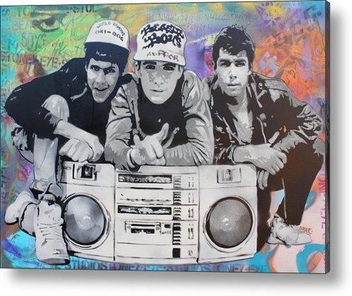 Josh Cardinali - Beastie Boys Print