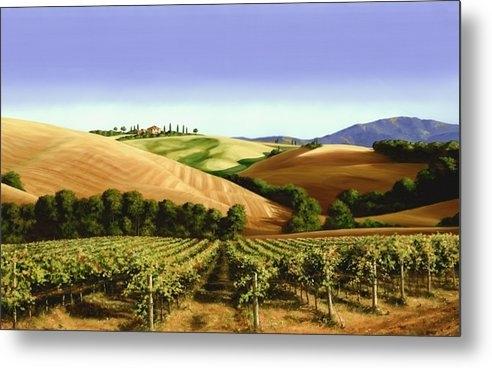 Michael Swanson - Under the Tuscan Sky Print