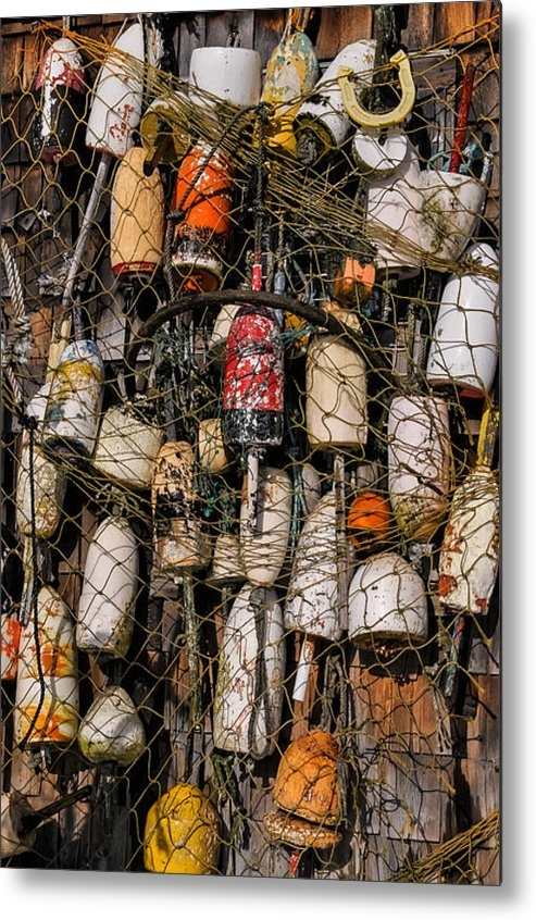 Thomas Schoeller - Fishing Gear Cape Neddick... Print