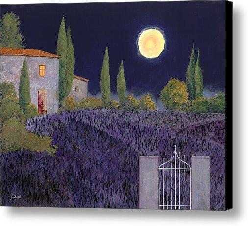 Guido Borelli - Lavanda Di Notte Print