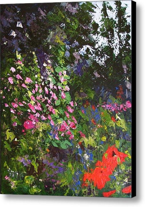 Anne F Marshall - Poppies Print