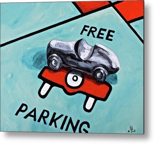 Herschel Fall - Free Parking Print