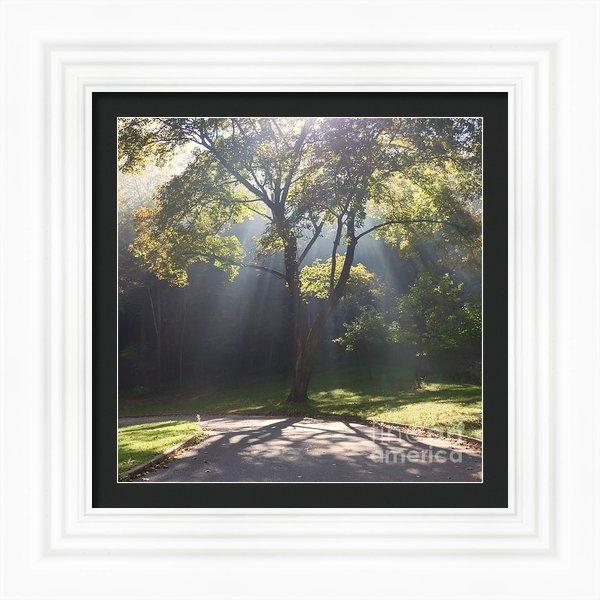 Kari Yearous - Inspirational Scene Sun S... Print