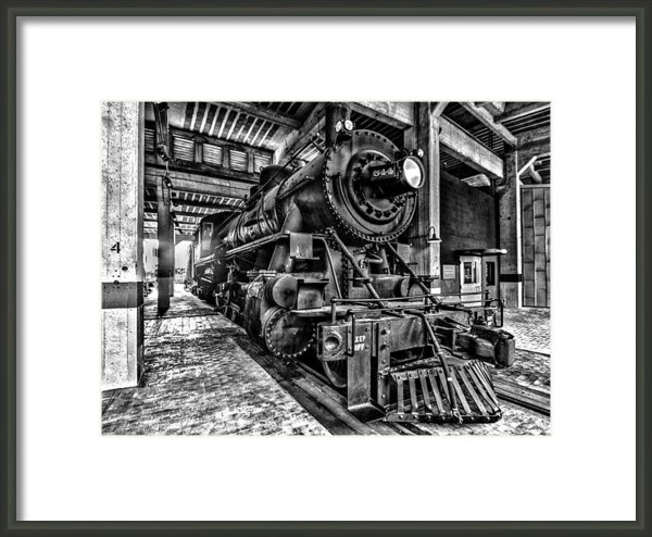 Kevin Senter - Old Iron Horse Print