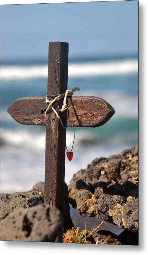 Keith Harkin - Surfers Cross  Print
