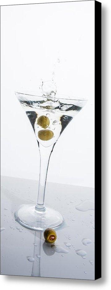 Erin Cadigan - Martini Splash Print