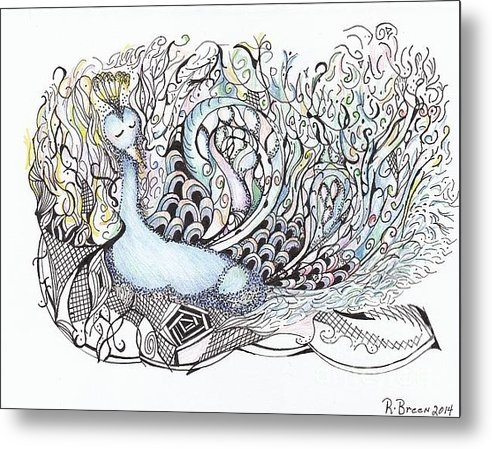 Ronda Breen - Jills Birthday Print