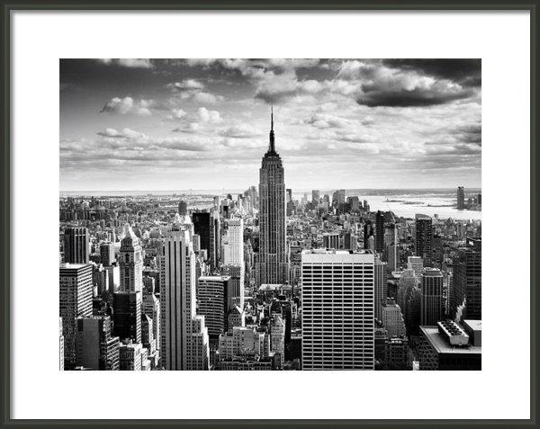 Nina Papiorek - NYC Downtown Print