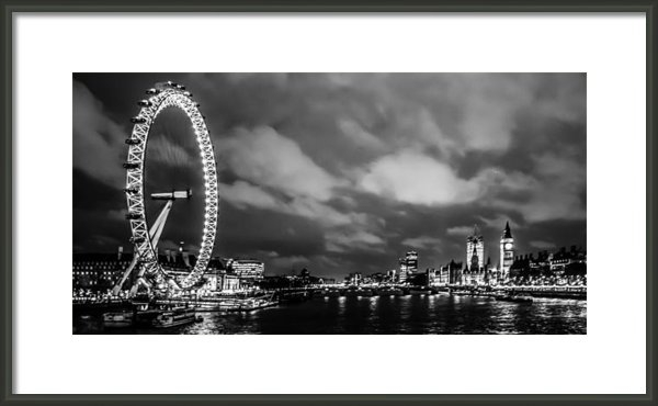Dawn OConnor - Westminster and the Londo... Print